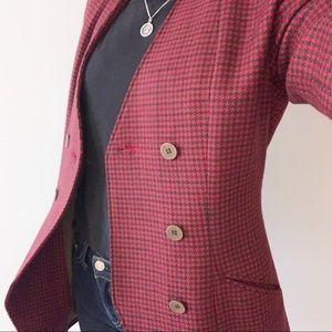 Vintage   Paola Riboni Wool Blazer